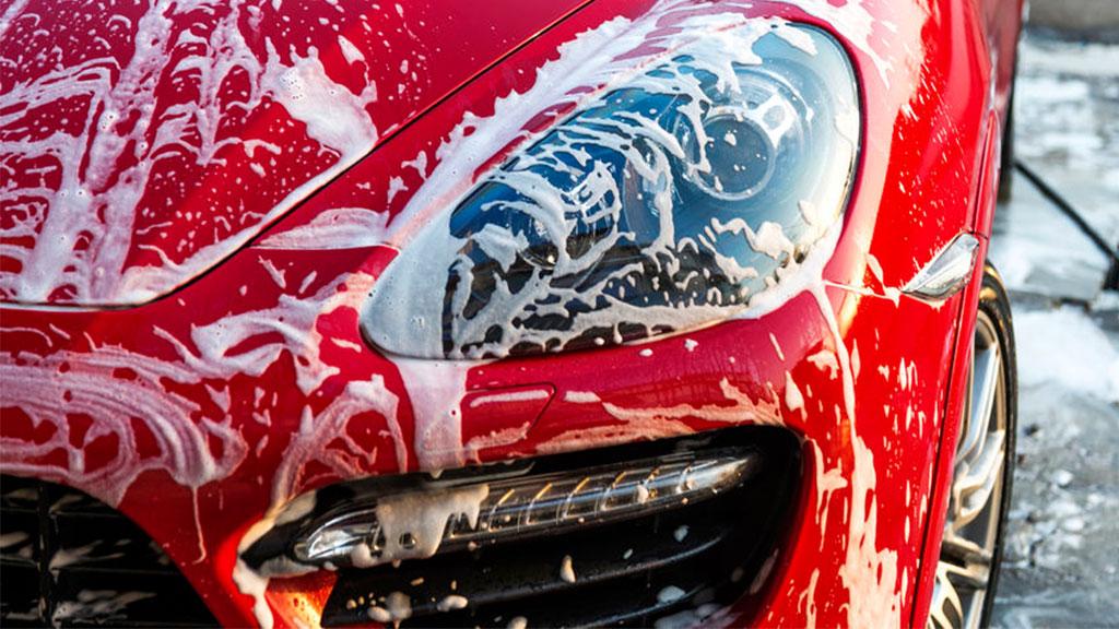 El kit que necesitas para la limpieza del automóvil