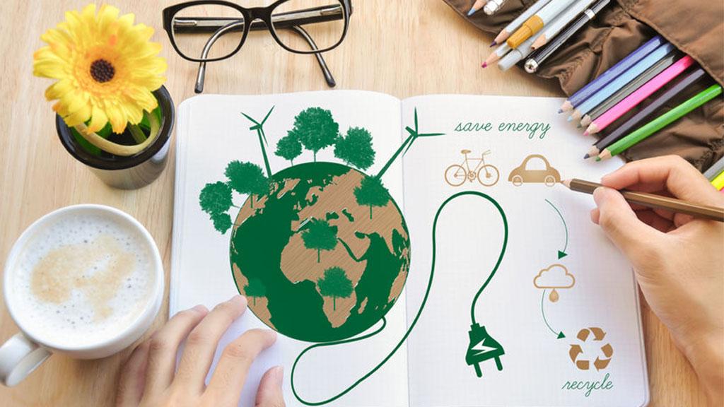 Ecología: 10 formas para reducir tu huella de carbono
