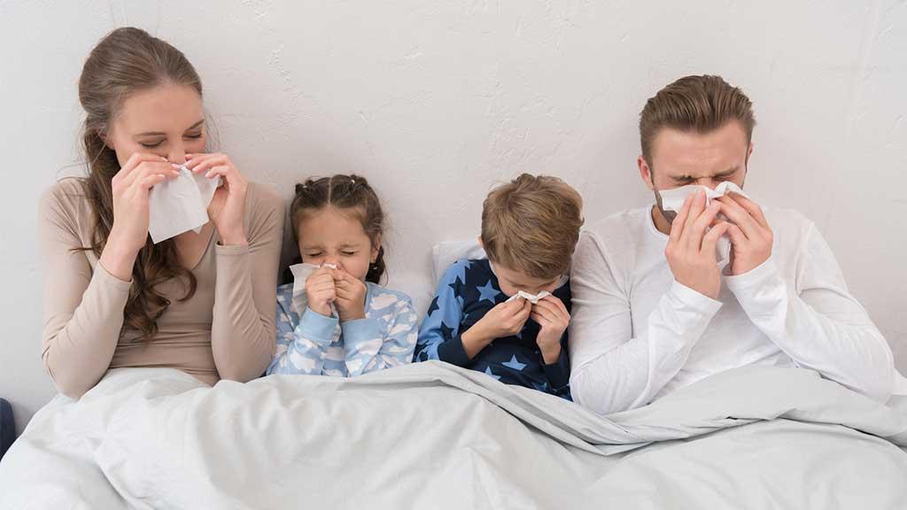 5 consejos para limpiar tu casa en época de resfriados
