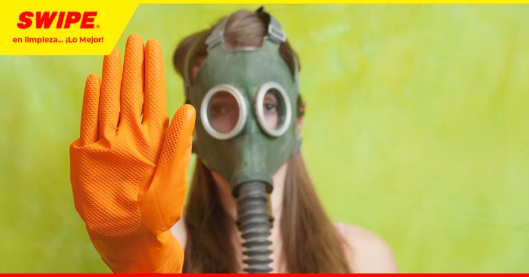 Efectos nocivos del ácido clorhidrico